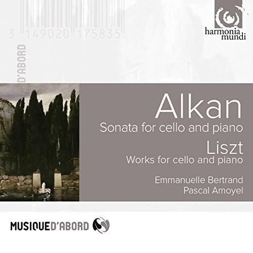 Pascal Amoyel - Alkan: Cello Sonata Op. 47