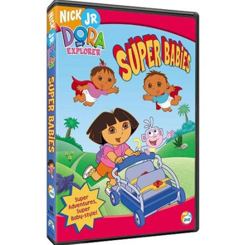 Dora the Explorer: Super Babies [DVD]
