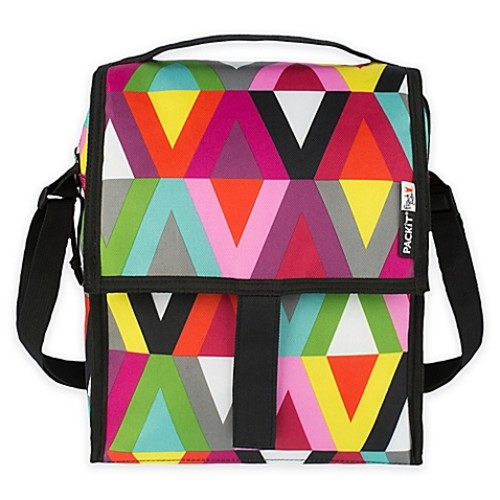 PACKiT Freezable Deluxe Lunch Bag in Viva