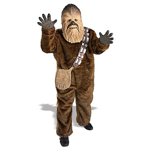 Star Wars: Chewbacca Super Deluxe Large Child's Halloween Costume
