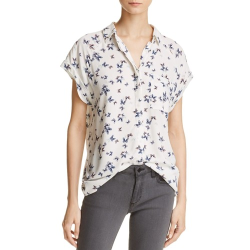 RAILS Chase Printed Blouse