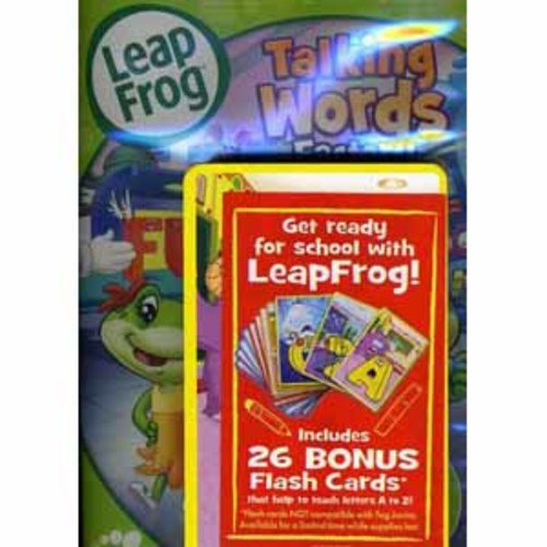 LeapFrog: Talking Words Factory [With Flash Cards]