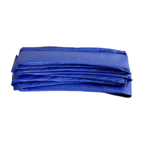 Upper Bounce Blue Color 15' Super Trampoline Replacement Safety Padding With Spring Cover Fits 15Ft