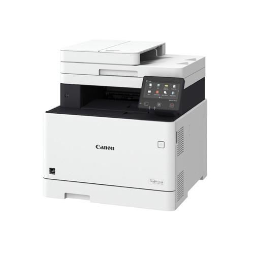 Canon imageCLASS MF731Cdw Wireless Color Laser All-In-One Printer, Scanner, Copier, 1474C017