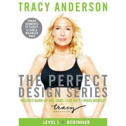 Tracy Anderson: The Perfect Design Series - Level III Advanced [DVD] [2013]