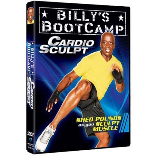 Billy Blanks: Billy's BootCamp - Cardio Sculpt [DVD] [English] [2011]
