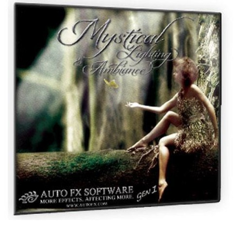 Auto FX Software: Mystical Lighting and Ambiance Gen1 Upgrade for Windows 64-Bit MLAG1UW64
