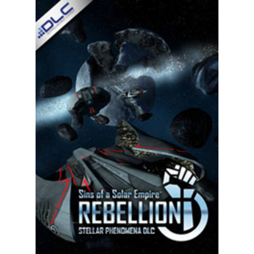 Sins of a Solar Empire:Rebellion Stellar Phenomena [Digital]