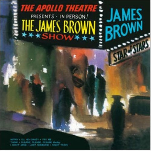 Live at the Apollo [LP] - VINYL