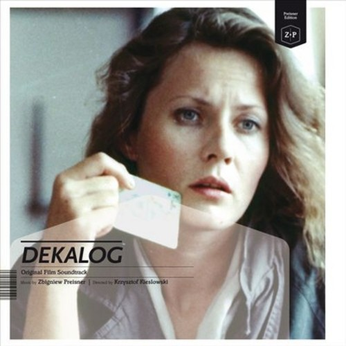 Zdzislaw Szostak - Dekalog (Original Film Soundtrack) (LP&CD) (Vinyl)