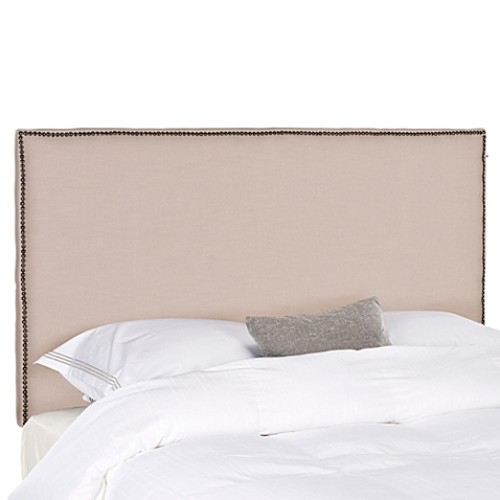 Safavieh Syndey Full Headboard in Taupe
