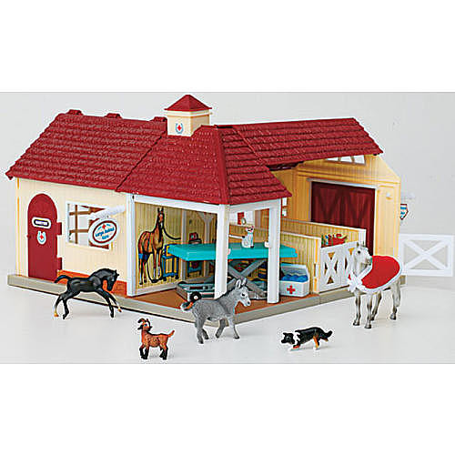 Breyer Stable Mates Deluxe Animal Hospital