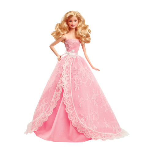 2015 Birthday Wishes Barbie Doll by Barbie Collector