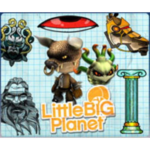LittleBigPlanet God of War Mini-Pack [Digital]