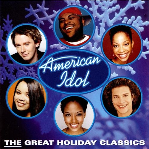 Various Artists - American Idol Finalist: The Great Holiday Classics (CD)