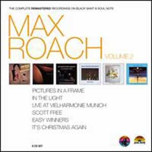 Max Roach - The Complete Roach,Max
