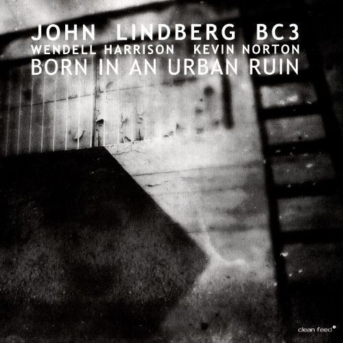 Born in an Urban Ruin [CD]