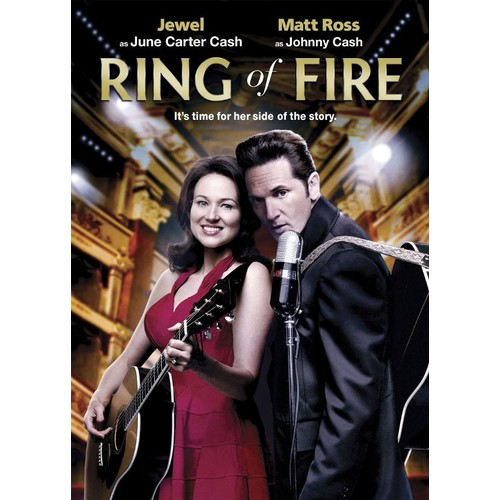 Ring of Fire [DVD] [2013]