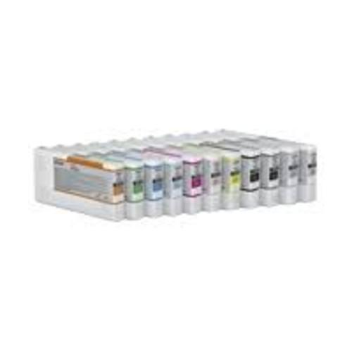 Epson Stylus Pro 4900 Ink Cartridge, 200ml, Yellow T653400