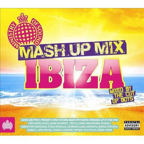 Mash-Up Mix Ibiza [CD]