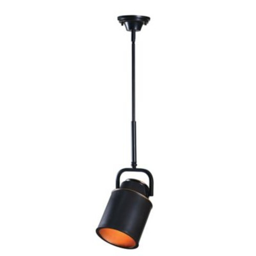 Kenroy Home Allen 1-Light Pendant in Oil-Rubbed Bronze