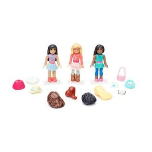 Mega Brands,Mega Construx Mega Construx American Girl Uptown Style Collection