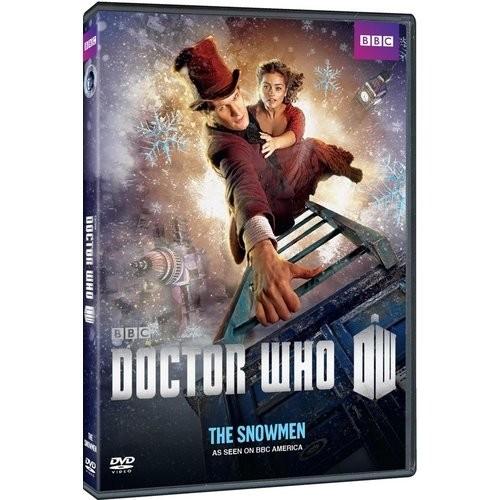 Doctor Who: The Snowmen [DVD]