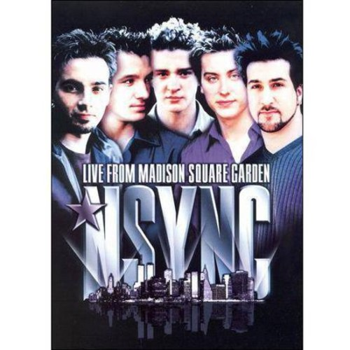 N Sync-Live At Madison Square Garden