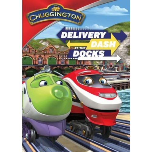Chuggington - Devlivery At The Docks (DVD)