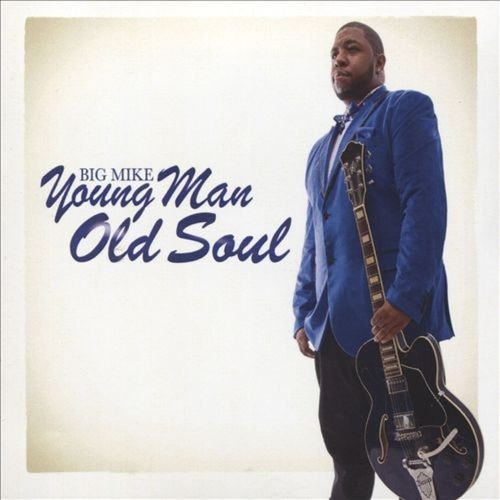 Young Man Old Soul [CD]