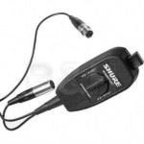Shure WA360 In-Line Audio Mute Switch