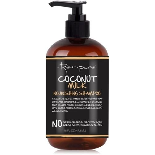 Renpure Coconut Milk Nourishing Shampoo, 16 oz
