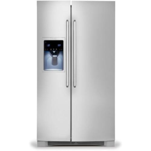 Electrolux EW26SS85KS 26 cu. Ft. Capacity Side-by-Side Refrigerator
