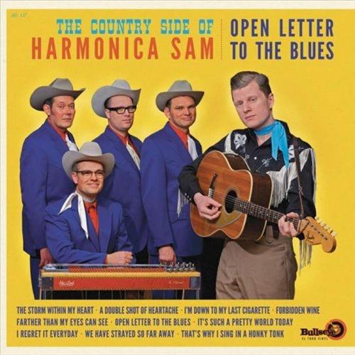 Open Letter to the Blues [LP] - VINYL
