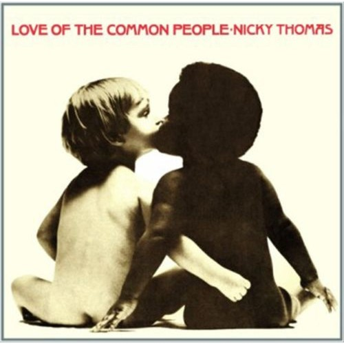 Love of the Common People [CD]
