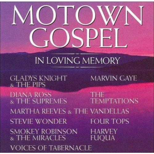 Motown Gospel: In Loving Memory [PSM] [CD]