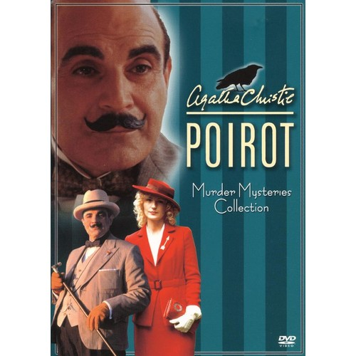 Agatha Christie's Poirot: Murder Mysteries Collection [4 Discs] [DVD]