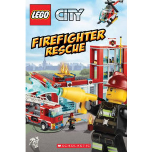 Firefighter Rescue (Lego City Adventures Reader Series)