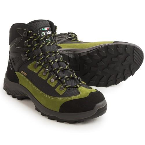 Lytos Tarent Hiking Boots - Waterproof (For Men) [width: M]