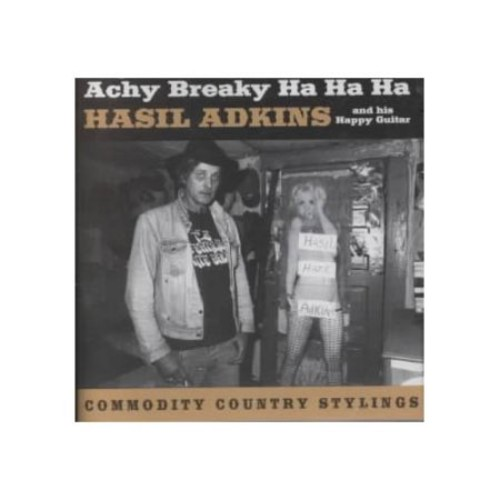Achy Breaky Ha Ha Ha [CD]