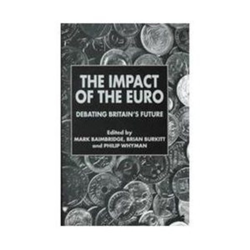Impact of the Euro (Hardcover)