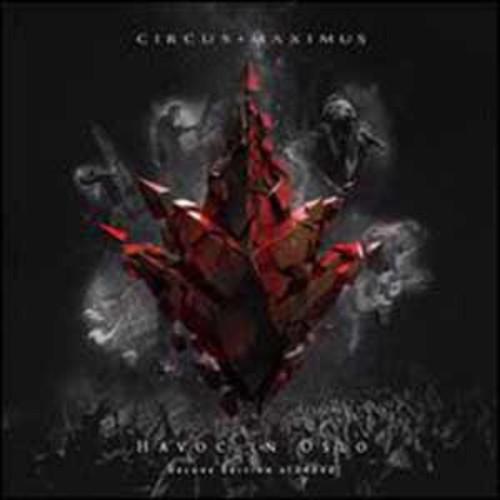 Havoc In Oslo - Circus Maximus [Audio CD] [DVD]