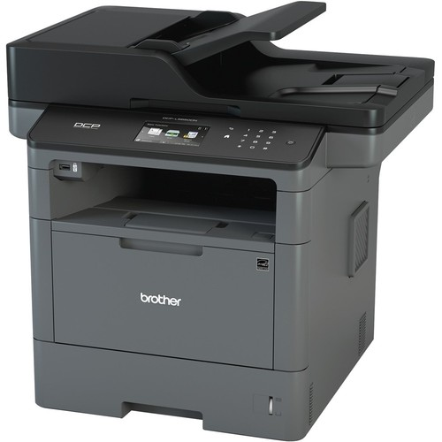 Brother - DCP-L5650DN Black-and-White All-In-One Laser Printer