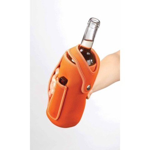 Zevro by Honey Can Do The Wine Glove with Reusable Cooling Gel Pack