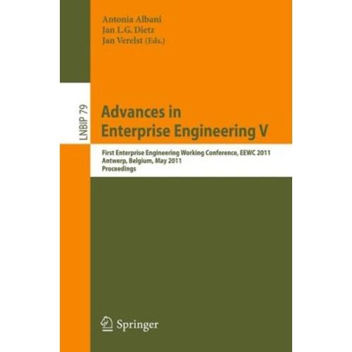Advances in Enterprise Engineering V