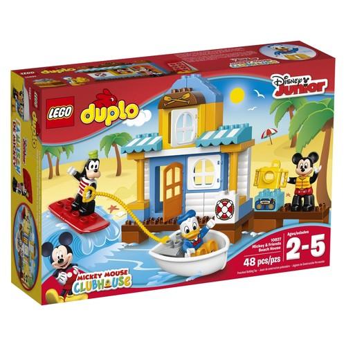 LEGO Disney Mickey & Friends Beach House #10827