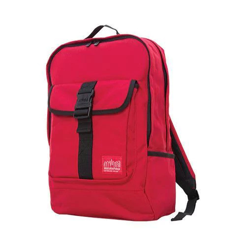 Manhattan Portage Stuyvesant Backpack Red/Black