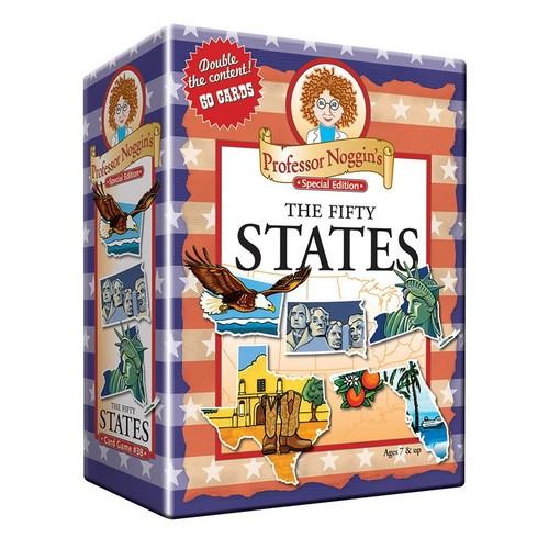 Professor Noggin's Special Edition, The Fifty States