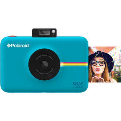 Snap Touch Instant Digital Camera (Blue)