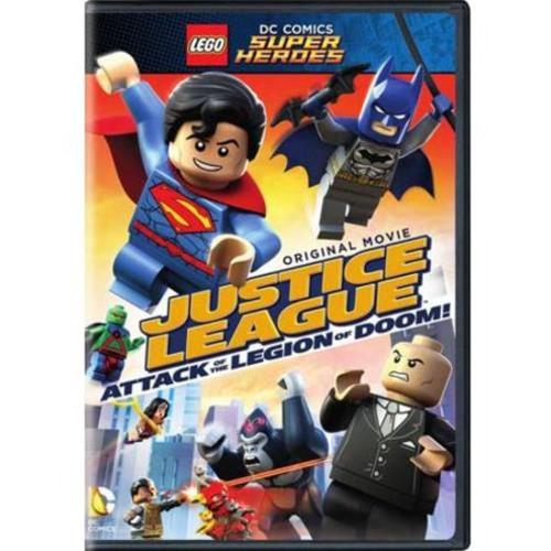 LEGO DC Comics Super Heroes: Justice League - Attack of the Legion of Doom